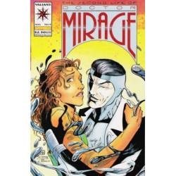 The Second Life of Doctor Mirage  Issue 09