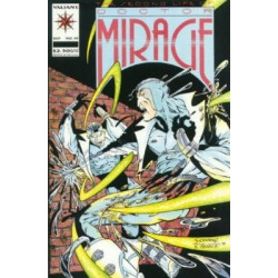 The Second Life of Doctor Mirage  Issue 10