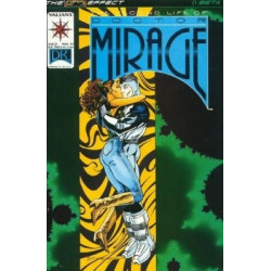 The Second Life of Doctor Mirage  Issue 11