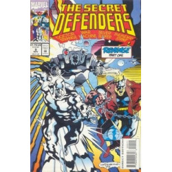 The Secret Defenders  Issue 09