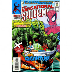 The Sensational Spider-Man Vol. 1 Issue -1