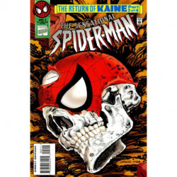 The Sensational Spider-Man Vol. 1 Issue 02
