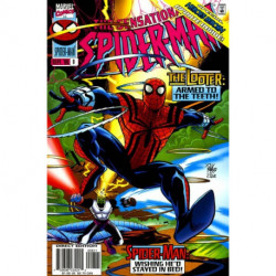 The Sensational Spider-Man Vol. 1 Issue 08