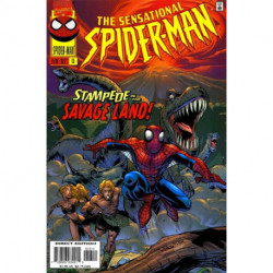 The Sensational Spider-Man Vol. 1 Issue 13