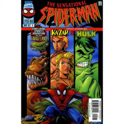 The Sensational Spider-Man Vol. 1 Issue 15
