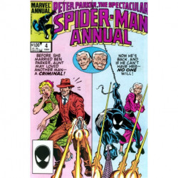 The Spectacular Spider-Man Vol. 1 Annual 4