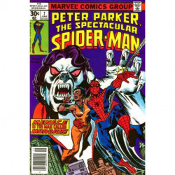 The Spectacular Spider-Man Vol. 1 Issue 007