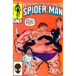 The Spectacular Spider-Man Vol. 1 Issue 091