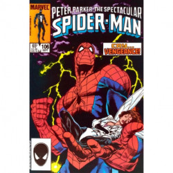 The Spectacular Spider-Man Vol. 1 Issue 106
