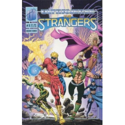 The Strangers  Issue 01