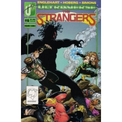 The Strangers  Issue 06