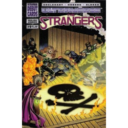 The Strangers  Issue 09