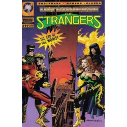 The Strangers  Issue 11