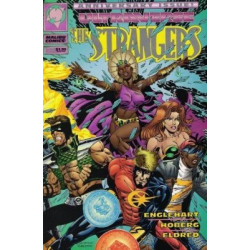 The Strangers  Issue 12
