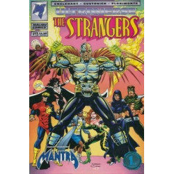 The Strangers  Issue 13