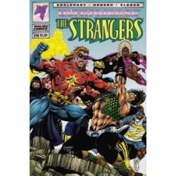 The Strangers  Issue 14