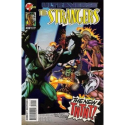 The Strangers  Issue 24