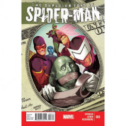 The Superior Foes of Spider-Man  Issue 3