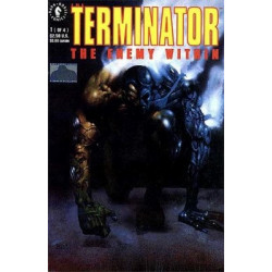 The Terminator: The Enemy Within Mini Issue 1