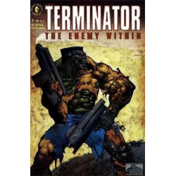 The Terminator: The Enemy Within Mini Issue 2