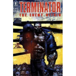 The Terminator: The Enemy Within Mini Issue 3