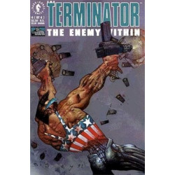 The Terminator: The Enemy Within Mini Issue 4