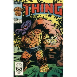The Thing  Issue 04