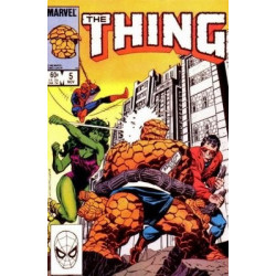The Thing  Issue 05