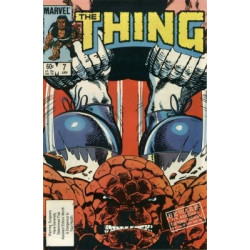 The Thing  Issue 07