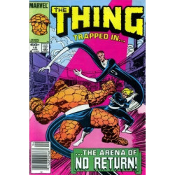 The Thing  Issue 10