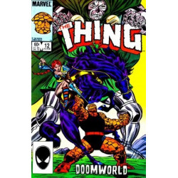 The Thing  Issue 12