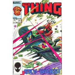 The Thing  Issue 14