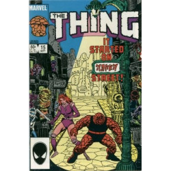 The Thing  Issue 15