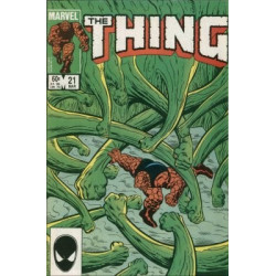 The Thing  Issue 21