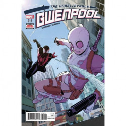The Unbelievable Gwenpool Issue 19