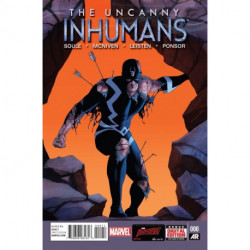 The Uncanny Inhumans  Issue 0