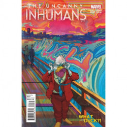 The Uncanny Inhumans  Issue 0g
