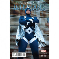 The Uncanny Inhumans  Issue 1f Variant