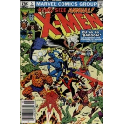 The Uncanny X-Men Vol. 1 Annual 05