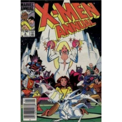 The Uncanny X-Men Vol. 1 Annual 08
