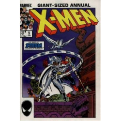 The Uncanny X-Men Vol. 1 Annual 09