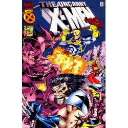 The Uncanny X-Men Vol. 1 Annual 1995
