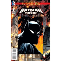 Batman and Robin: Futures End One-Shot Issue 1