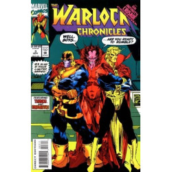 The Warlock Chronicles Issue 3