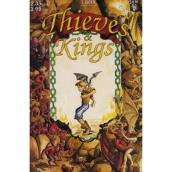 Thieves & Kings  Issue 03 Signed