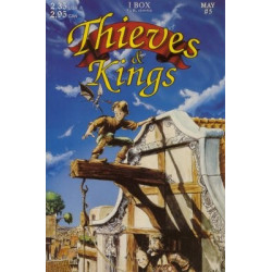 Thieves & Kings  Issue 05 Signed