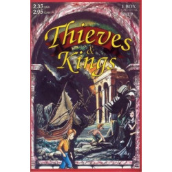 Thieves & Kings  Issue 07 Signed