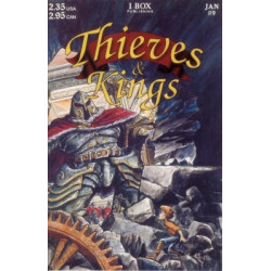 Thieves & Kings  Issue 09