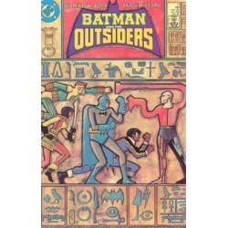 Batman and the Outsiders Vol. 1 Issue 17