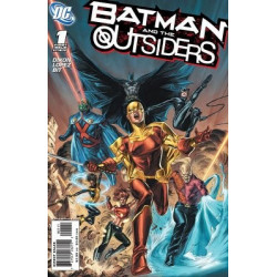 Batman and the Outsiders Vol. 2 Issue 1